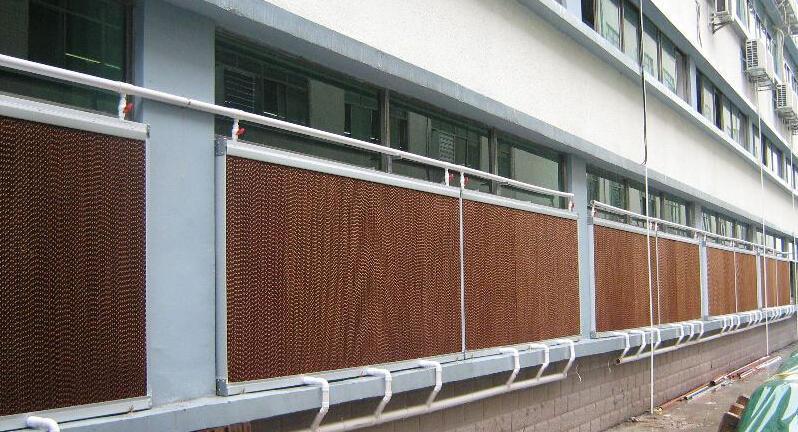 水帘墙7090铝合金外框